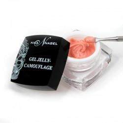 UV Gel Jelly CamouflouflageLavander Rose15 g