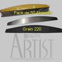 50 Abrasifs MINI grain 220