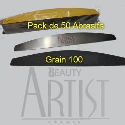 50 Abrasifs BANANE SOFT 100