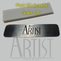 50 Abrasifs BAFF 100