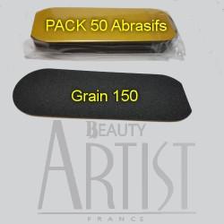 50 Abrasifs PEDICURE 150